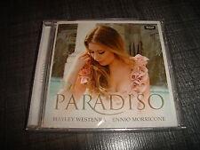 CD BOF  HAYLEY WESTENRA / MORRICONE / PARADISO