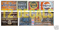 N Scale Ghost Sign Decals #5- Weather Your Buildings & Structures!