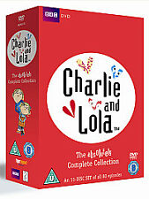 Charlie and Lola The Absolutely Complete Collection BBC - 11 DVD Box Set (2010)