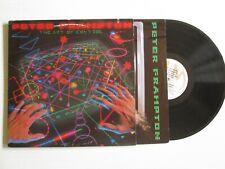 PETER FRAMPTON The Art Of Control LP USA PRESS NO CD MC