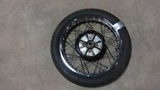1975 Yamaha RD350 RD 350 Y502. rear wheel rim 18in