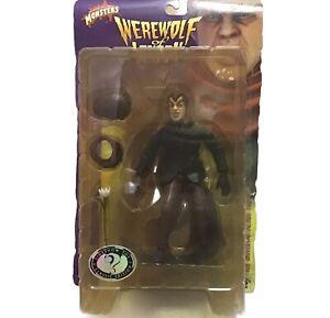 Universal Studio Monsters Sideshow Toy Werewolf of London Action Figure