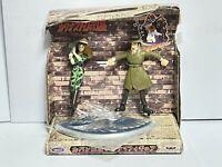 Lupin the 3rd Third Japan Anime Figure Diorama Fujiko and Koichi Zenigata