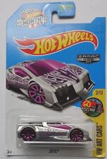 2017 Hot Wheels HW ART CARS 3/10 Zotic (Zamac Version)(HW Month Card)