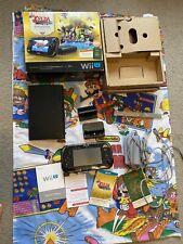 Nintendo Wii U 32GB Console Legend of Zelda Wind Waker Edition with Box