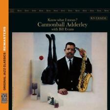 Know What I Mean? von Cannonball With Evans,Bill Adderley (2011)