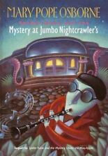 Spider Kane and the Mystery at Jumbo Night Crawlers (Stepping Stone Books) Br-3