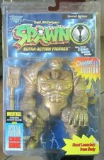 McFarlane Gold Series Spawn OVERKILL -  Action Figure Special Limited Edition!