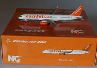 NG Model 53057 Boeing 757-2K2 Easyjet OH-AFI in 1:400 scale
