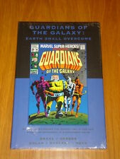 GUARDIANS OF THE GALAXY VOLUME 24 EARTH SHALL OVERCOME  MARVEL PREMIERE HB GN