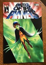 Battle of the Planets - Top Cow May 2003 Vol. 1 Issue #9