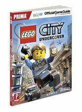 LEGO CITY Undercover: Prima Official Game Guide (Prima Official Game Guides) by