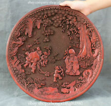 Wooden Antique Chinese Plates : chinese plates antique - pezcame.com