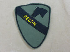 US ARMY Vietnam Patch 1st cavalry Division RECON