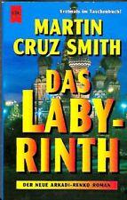 Cruz Smith - DAS LABYRINTH Kriminal Thriller TB