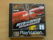 Need For Speed High Stakes NFS EA Ford Holden (Sony PlayStation 1 PS1, 1999) PAL