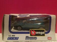 BURAGO SUPERBE FIAT BRAVO EN BOITE 1/43 K7