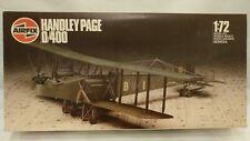 Airfix 1/72 Handley Page 0/400 WW1 Biplane Bomber