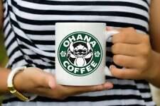 Ohana Coffee Mug  Stitch Starbucks Disney Mug