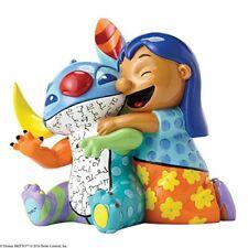 Disney Britto Lilo and Stitch Figurine, Multi-Colour