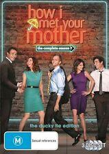 How I Met Your Mother : Season 7 (DVD, 2013, 3-Disc Set)