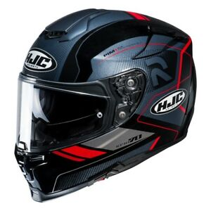 Casco Helm Casque Helmet HJC RPHA 70 COPTIC MC1 ROSSO 2019 taglia M