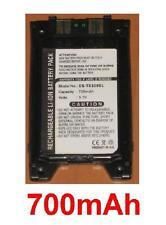 Batería 700mAh tipo CS-TX320SL Para PANASONIC EBTX320