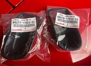 NEW Toyota Genuine MR2 SW20 Door Inside Handle Bezel Left & Right