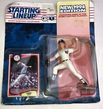 VTG Starting Lineup 1994 Jimmy Key Mini Figure CARD New York Yankees Rookie