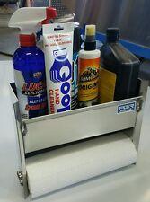 Aluminum Work Station Storage Cabinet Trailer wash station Shelf  Cargo Garage