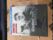 The Bourne Identity Target US Blu-ray Steelbook Region Free