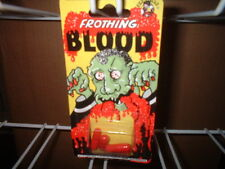 Fake Blood Capsules.Pack of 5 Great for Halloween fun & Stage/Theatrical use.