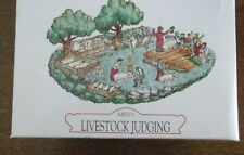 Liberty Falls Collection,Livestock Judging, Ah203, Nos