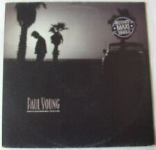 """PAUL YOUNG  (Maxi 45T 12"""")  SOFTLY WHISPERING I LOVE YOU"""