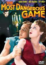 The Most Dangerous Game NEW DVD