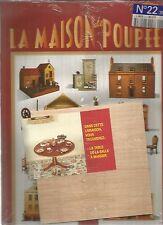 LA MAISON DE POUPEE - DELPRADO - N°22 - LA TABLE DE LA SALLE A MANGER