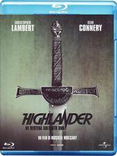 Blu-ray *** HIGHLANDER - L'ULTIMO IMMORTALE *** Fuori Catalogo