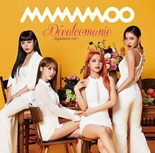 MAMAMOO Decalcomanie Japanese ver. First Limited Edition Type B CD Booklet Japan