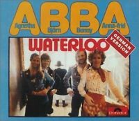 Abba Waterloo (German, incl. 8:52min.-Megamedley) [Maxi-CD]