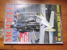 5µ?§ Revue Modele Magazine n°401 S.I.P.A  ASW 17 Calypso Kyvaho Plum-Pudding SB