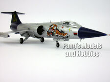 F-104 Starfighter Italian AF TigerMeet '96 1/72 Diecast Metal by Witty Wings