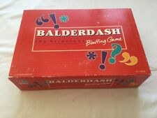 Balderdash Board Game - MB Games 1992 - 100% Complete & Excellent Condition.