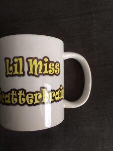 New Lil Miss Scatterbrain Mug