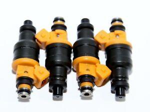 Fuel Injectors for91-92 Mitsubishi Mirage/Eagle Summit/Dodge Colt 1.5L I4 4PCs