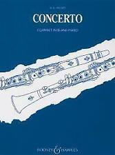 Clarinet Concerto Classical Sheet Music & Song Books