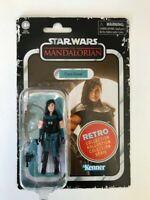 "STAR WARS Retro Collection Mandalorian CARA DUNE 3.75""Figure PRE-ORDER"