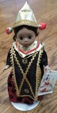 "Madame Alexander In Costume, 8"" Tagged Outfit Indonesia Hang Tag Dolls Of World"