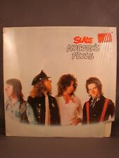 LP SLADE NOBODY'S FOOLS 1976 USED VINYL ALBUM WARNER BROS BS 2936 US vers cutout