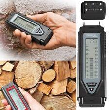 Powerfix Holzfeuchtemessgerät Feuchtigkeit Messgerät Holz Beton Putz Messer Neu