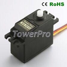 Tower Pro Servo SG5010 SG 5010 Micro 6.5kg Elicotteri SG90 (Arduino-Compatibile)